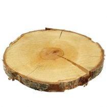 Dekorative træskiver & bark