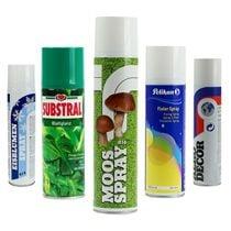 Særlige sprayer
