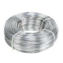 Aluminiumtråd 1,5 mm 1 kg sølv