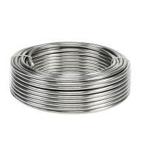 Aluminiumstråd 5 mm 1 kg sølv