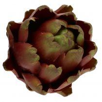 Artiskokbrun, grøn Ø10cm H11cm