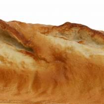 Baguette kunstig mad replika 38 cm