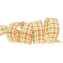 Kontroller båndgrønt / orange 25mm 15m