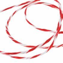 Rød rød / hvid 220m