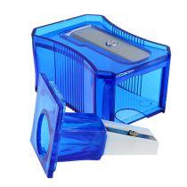 Blyantspidser blå 6cm