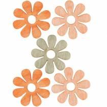 Blomster at drysse, forår dekoration, træ blomster, drys dekoration blomster 144St
