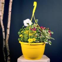 Blomstermuffe 25cm lilla