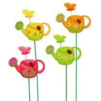 Blomsterpropp vandkande farverig haveprop foråret dekoration 16stk