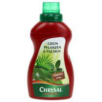 Chrysal grønne planter & palmer 500 ml