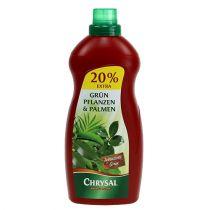 Chrysal græs og palme gødning 1000 ml