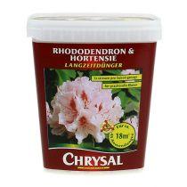 Chrysal langtidsgødning rhododendron, hortensia 900 g