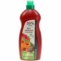 Chrysal Premium organisk universalgødning 1,2 liter