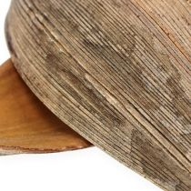 Kokosnødskal kokosnødblad naturlig 25p