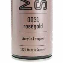 Color-Spray metallisk rosaguld 400ml