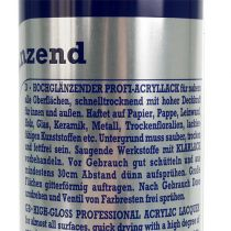 Color-Spray Metallic Shiny Silver 400ml