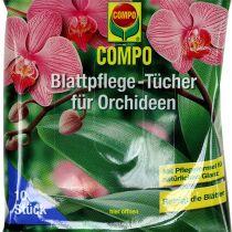 Komposaviservietter til orkideer 10stk