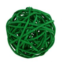 Dekorative kugler grøn blanding Ø5cm 36p