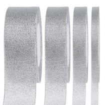 Dekorative bånd sølv forskellige bredder 22,5m