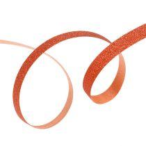 Dekorativt bånd med glimmerkobber 5mm 150m
