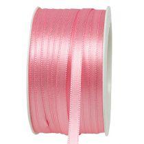Gavebånd lyserød 6mm x 50m