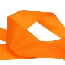Gave- og dekorationsbånd 40mm x 50m orange