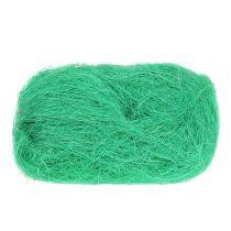 Sisal grøn 50g