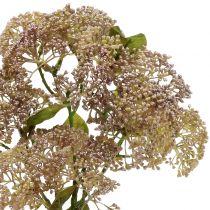 Dekorativ gren stonecrop lyserosa 58cm