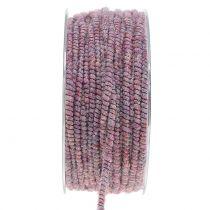 Glamour lilla vægtråd med 33 m tråd