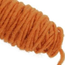 Wick tråd 55m orange