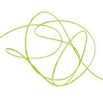 Tråd pakket ind i 50 m æblegrønt