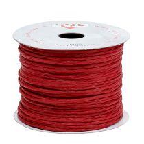 Tråd pakket ind i 50m rødt