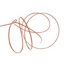 Tråd pakket ind i 50 m orange