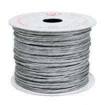 Tråd pakket ind i 50 m sølv