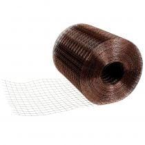 Trådnet kobberbelagt 35 cm 100m
