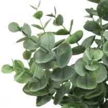 Eucalyptus gren grøn Kunstig eukalyptus dekoration ved pick 36cm
