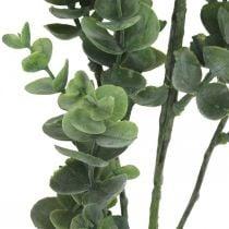 Dekorativ gren eukalyptus kunstig eukalyptus gren 75cm