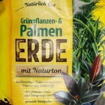 FRUX grøn plante og palmejord 18l