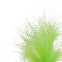 Pen til stick L30cm lysegrøn 12stk