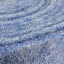 Filtbåndblå 15 cm 5m