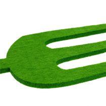 Filt haveværktøj grøn 4stk