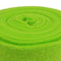 Filtbånd 15cm x 5m grønt