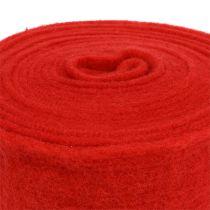 Filtbånd 15cm x 5m rød