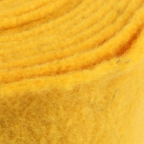 Filtbånd 15cm x 5m gul