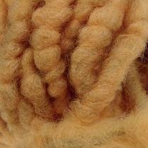 Mirabell 25m naturel med filtkabelfleece