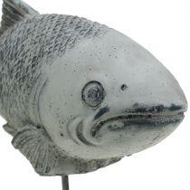 Havfigur fisk på stativet H20cm