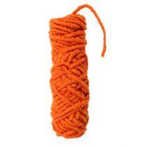 Filt ledningsfleece Mirabell 25m orange