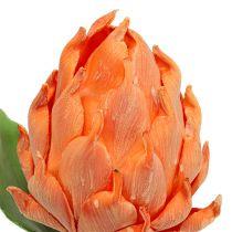 Skum artiskok orange 14cm L28cm 1p