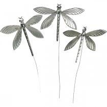 Forårsdekoration, dekorationsstik guldsmed, bryllupsdekoration, sommer, metal guldsmed 12stk