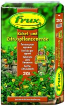FRUX potte- og citrusplantejord (15 ltr.)