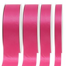 Gave- og dekorationbånd 50m lyserødt